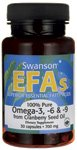 100% puro Omega-3, -6 y-9 700 mg 30 Caps