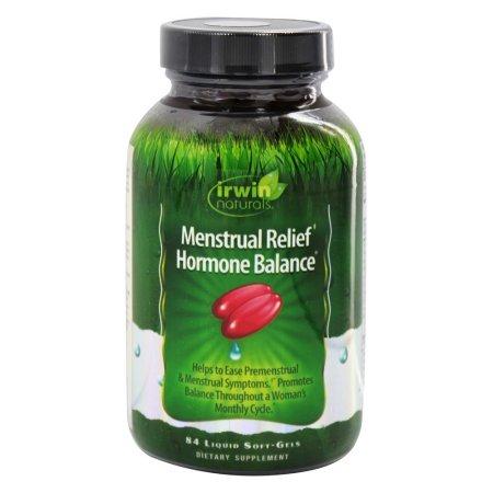 Irwin Naturals Menstrual Relief Equilibrio Hormonal 84 ct