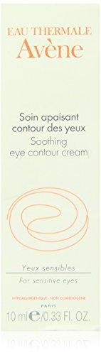 Calmante de AVENE crema contorno de ojos, 0,33 onzas paquete