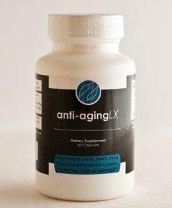 Anti-aging LX - ácido alfa lipoico y acetil L-carnitina-90 cápsulas