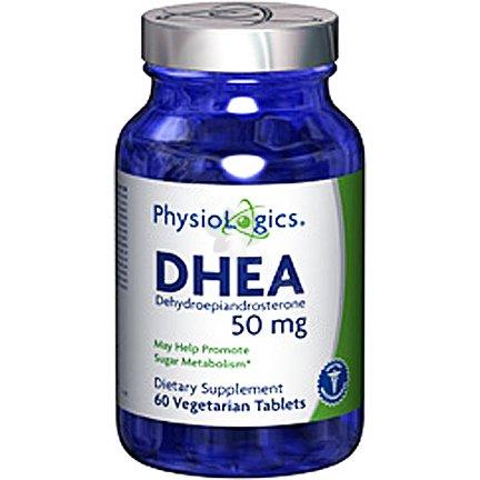 Physiologics - 60vt de 50mg DHEA [salud y belleza]