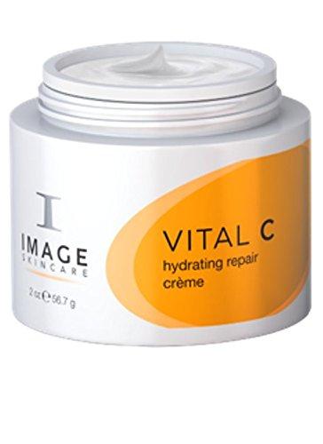 Cuidado de la piel de imagen Vital C hidratante crema de reparación, 2 onzas