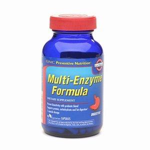 GNC preventiva la fórmula nutrición, vegetariana cápsulas, 90 ea