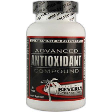 Beverly International avanzada Antioxidante Compuesto - 60 Tablets (ácido alfa lipoico (ALA))