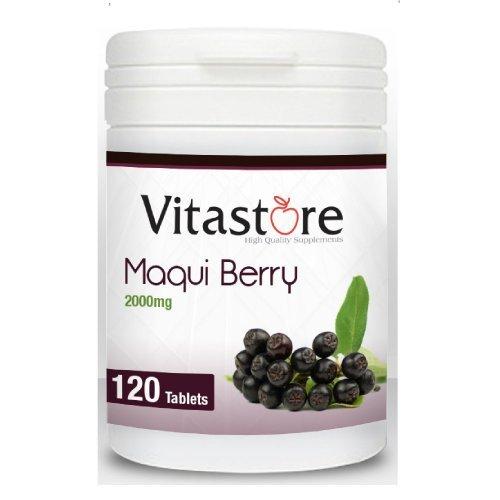 Vitastore MAQUI BERRY 2000 mg 120 + 120 (240) por Vitastore