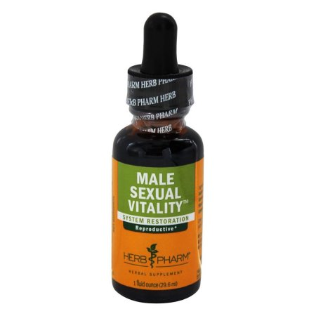 Herb Pharm - Male Sexual Vitalidad Tonic - 1 oz