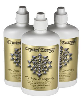 Energía cristal