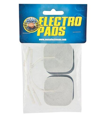 Zeus Electrosex Electro almohadillas, cuenta 4