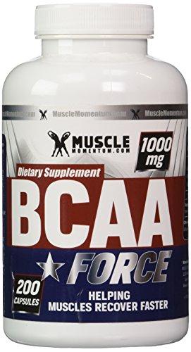 Cápsulas BCAA - Premium ramificaron cápsulas de aminoácidos de cadena. Trabajando rápido fórmula de recuperación muscular, ayuda a construir masa magra y bajar de peso. Natural USA fabricado contiene L-leucina, L-isoleucina y L-valina. ¡ Garantizado! Rega
