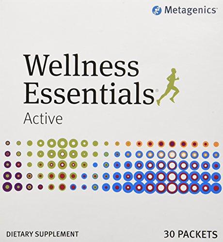 Metagenics bienestar esencial activa paquetes de cuenta 30
