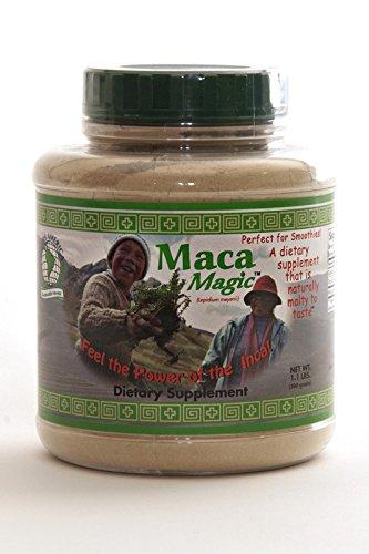 Magia de Maca polvo crudo 1,1 lb