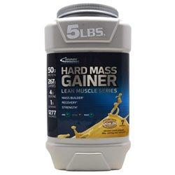 Armadura interior azul Hard Gainer masa vainilla 5 lbs (2268g)
