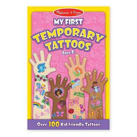 Mi Primera tatuajes temporales - rosa