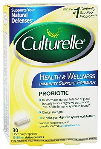Cultural de salud y bienestar suplemento, cuenta 30