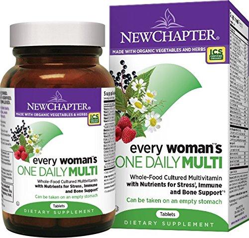 Nuevo capítulo una multivitamina cada mujer - ct 72