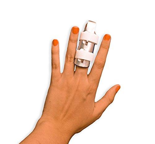Confort cuidado dedo tablilla 2 pack - artritis reumatoide - salud en tus manos - artritis - artritis tratamiento - lesiones - dolor articular - lastimar articulaciones - dolor de la artritis - artritis tratamiento