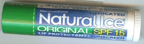 Hielo natural SPF15 Original Lip Balm 3 Pack