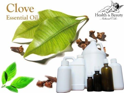 Hoja de aceite esencial de clavo de olor... 9 tamaños 10ml - 1 galón... Grado terapéutico... ENVÍO GRATUITO