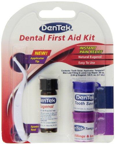 DenTek - Dental de primeros auxilios - aplicador, protector de los dientes, dientes dolor alivio