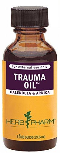 Aceite de hierba Pharm Trauma con árnica y caléndula - 1 onza