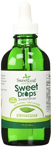Stevia líquido SweetDrops 4oz