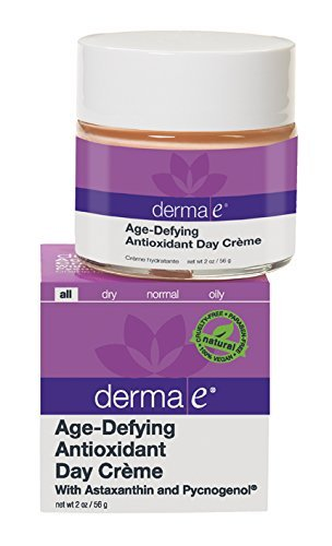 Derma e edad-desafío día crema 2 oz
