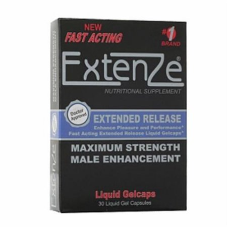 ExtenZe Maximum Strength Male Enhancement, Extended Release Capsules 30 ea
