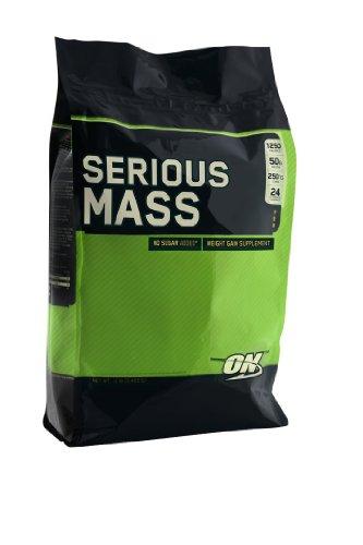 Seria masa - peso ganancia fórmula - vainilla - bolsa de 12 lb