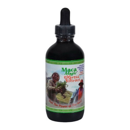 Maca Extracto Magic Express 120 Gramos 3 Pack