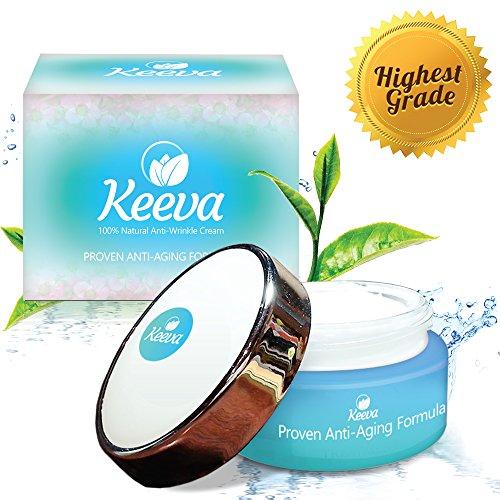 Materia orgánica Keeva Anti-Aging crema, 30 g