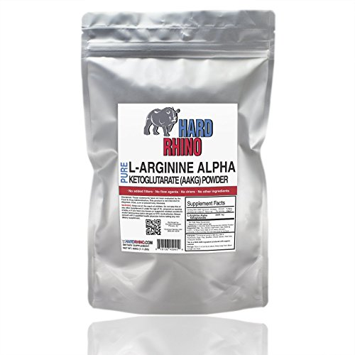 L-Arginina Alfa Ketoglutarato (AAKG) polvo. (500G)