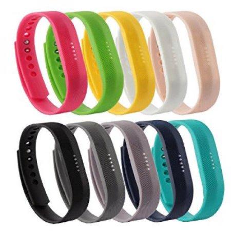 Bandas para Fitbit Flex 2, reemplazo Deportes Clásico Accesorios salud banda para la muñeca de Nueva Fitbit Flex 2 (H, L)