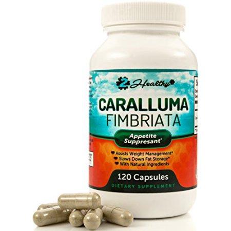 Los suplementos de apoyo de pérdida de peso Caralluma fimbriata supresor natural del apetito para las mujeres y los hombres las