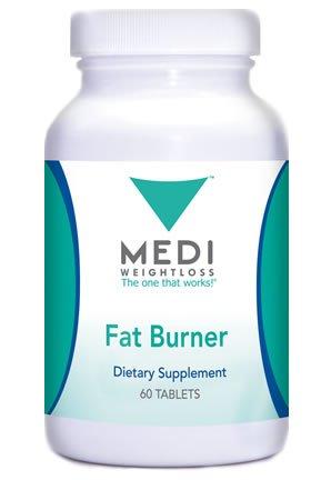 Medi-perder peso quemador de grasa - termogénico pastillas (60 tabletas - 30 días) - suplemento dietético