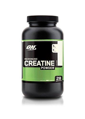 La nutrición óptima creatina en polvo, sin sabor, 150g