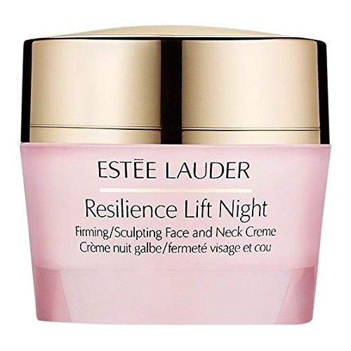 Estée Lauder Resilience Lift noche reafirmante/escultura cara y cuello crema 50ml - paquete de 6