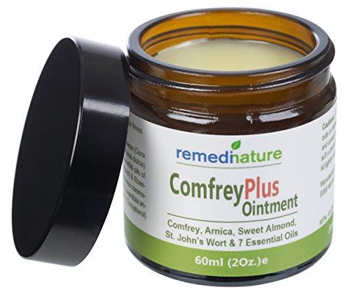 Remedinature consuelda Plus ungüento 60ml: articulación rodilla artrítica alivio volver Natural bálsamo, Reino Unido hecho para el dolor y la inflamación del músculo