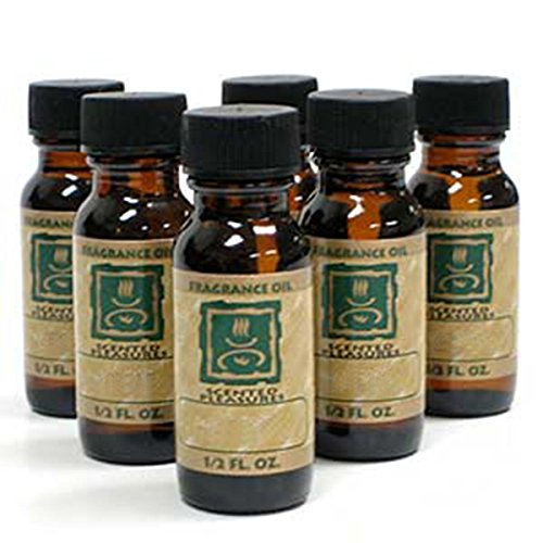 StealStreet SS-A-30123 fragancia aceite para quemador de Aroma, té verde, 6 botellas