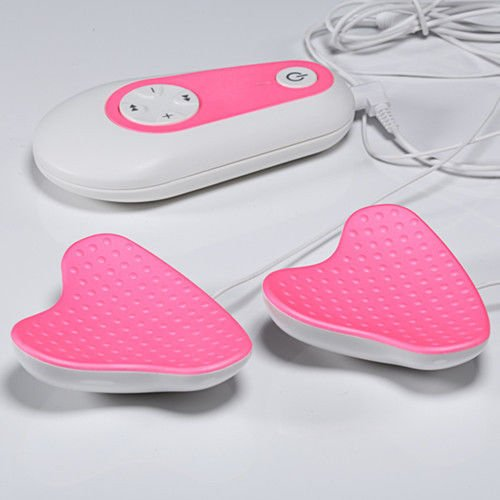 Reforzador del pecho eléctrico vibrante masajeador salud pezón músculo más firme equipos