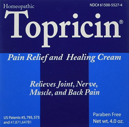 Topricin - frasco 4 oz paquete de 2