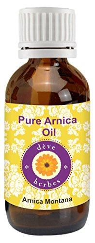 Puro aceite de árnica 30ml Arnica montana