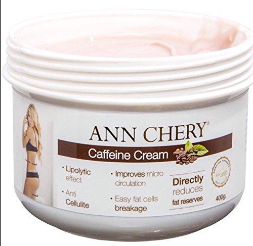 Ann Chery cafeína crema (quema de grasa y reduce la celulitis)