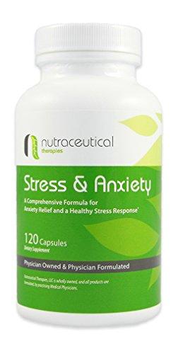 Estrés y alivio de la ansiedad. Una fórmula Herbal Natural creado y recomendado por médicos para la ansiedad, el estrés, ataque de pánico y alivio de la depresión. 100% garantía de devolución de dinero.
