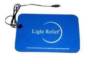 Cojín grande para luz infrarroja dolor alivio dispositivo