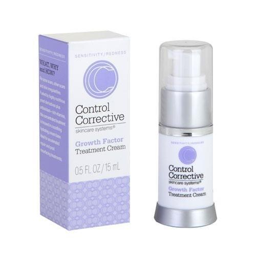Crema de tratamiento control corrección del Factor de crecimiento - 0.5 oz