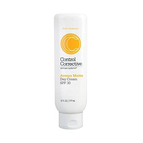 Control correctivo Aroma día mate Crema SPF 30-6 oz