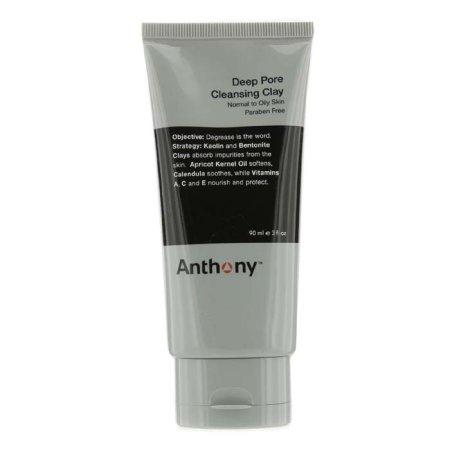 Anthony - Logistics For Men Deep Pore Cleansing Arcilla (Piel Grasa) - 90g - 3oz