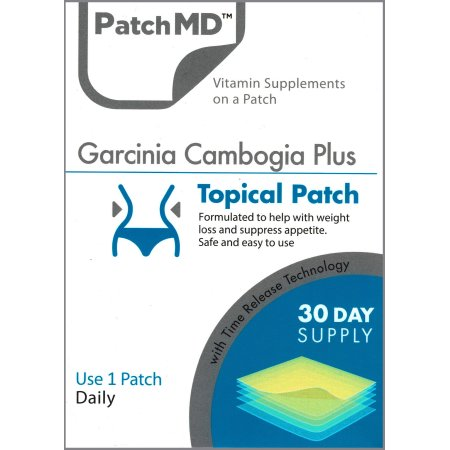 Garcinia cambogia Patch (suministro para 30 días) por PatchMD