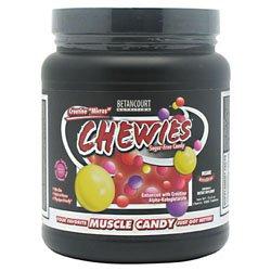 Micrófonos de Betancourt nutrición creatina Chewies