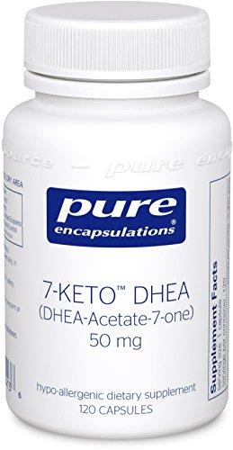 Puros encapsulados - 7-Keto DHEA (50mg) - ct 120